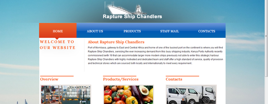 Rapture Ship Chandlers